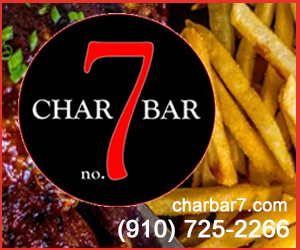 Char Bar 7 in Pinehurst