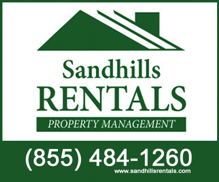 SandhillsRentals.com your #1 Source for Long Term Rentals, Vacation Rentals, Commercial Rentals and Property Management Services in the Sandhills!