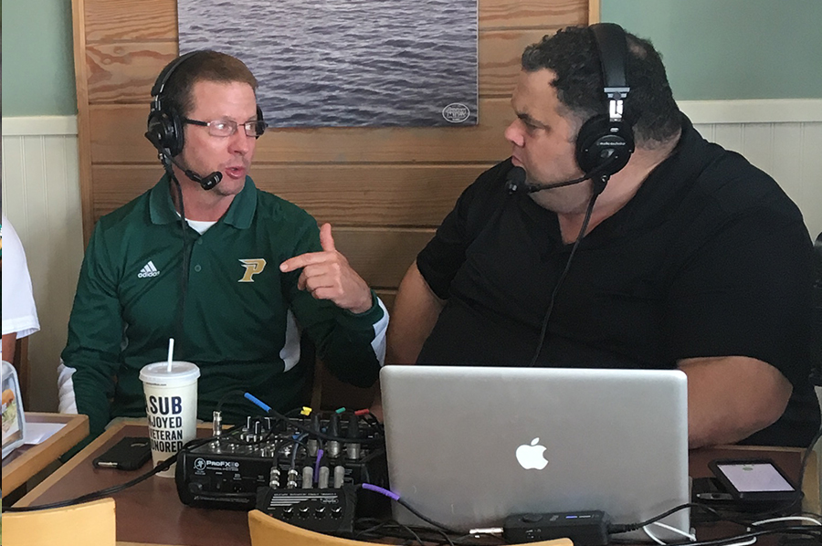 Inside Pinecrest Football LIVE every Monday at 6:30